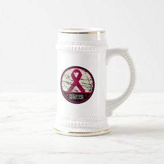 Multiple Myeloma Survivor Mens Vintage Mug