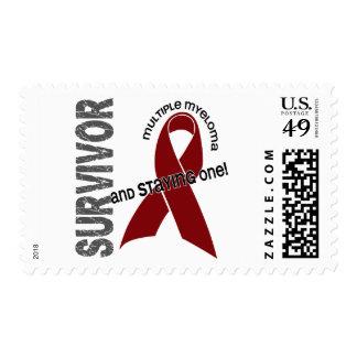 Multiple Myeloma Survivor Postage Stamp