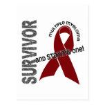 Multiple Myeloma Survivor Postcard
