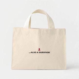 Multiple Myeloma Survivor Tote Bag