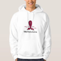 Multiple Myeloma Swans of Love and Hope Hoodie