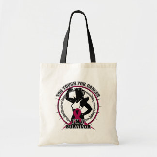 Multiple Myeloma Too Tough For Cancer Budget Tote Bag