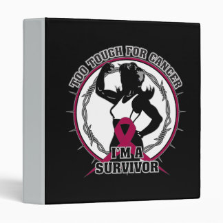 Multiple Myeloma Too Tough For Cancer Vinyl Binder