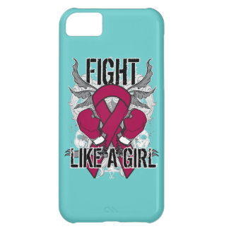 Multiple Myeloma Ultra Fight Like A Girl Cover For iPhone 5C
