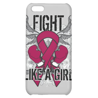Multiple Myeloma Ultra Fight Like A Girl iPhone 5C Case