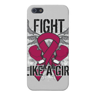 Multiple Myeloma Ultra Fight Like A Girl Covers For iPhone 5