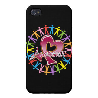 Multiple Myeloma Unite in Awareness iPhone 4/4S Case