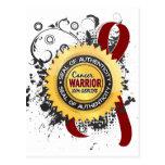 Multiple Myeloma Warrior 23 Postcard