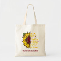 Multiple Myeloma Warrior I Am The Storm Tote Bag