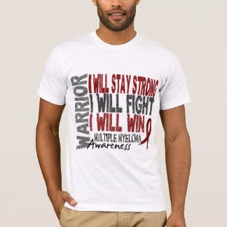 Multiple Myeloma Warrior T-Shirt