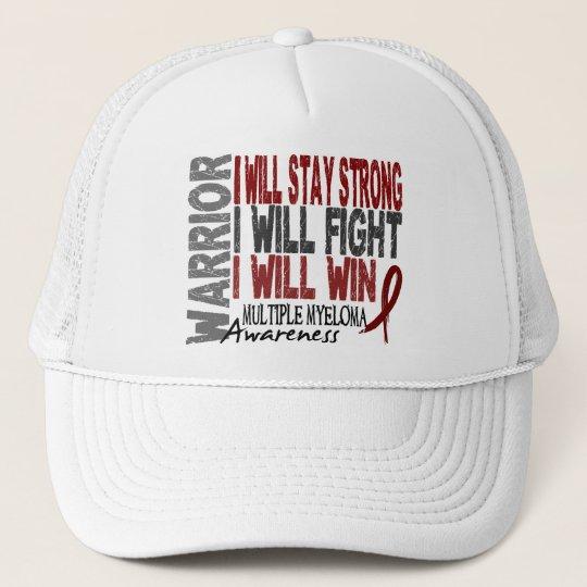 Multiple Myeloma Warrior Trucker Hat