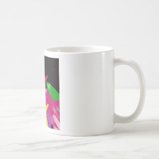 Multiple Orca Whales Multicolored -Reds Ahead Coffee Mugs