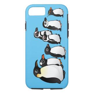 Multiple Penguin Phone Case