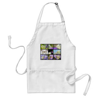 Multiple photos of Large White butterfly Adult Apron