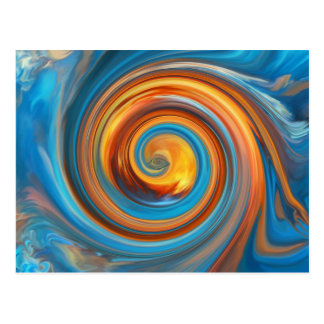Multiple products- abstract 54 postcard