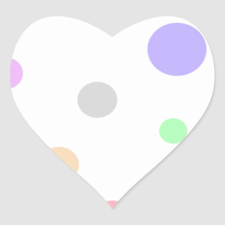 Multiple Products Heart Sticker
