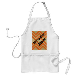 Multiple products in two color combo adult apron