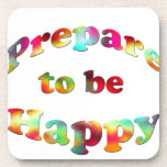 MULTIPLE PRODUCTS-PREPARE TO BE HAPPY COASTERS