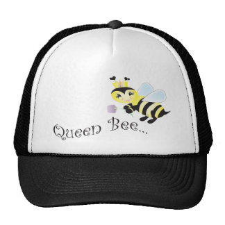 (multiple products selected )Queen Bee Mesh Hat