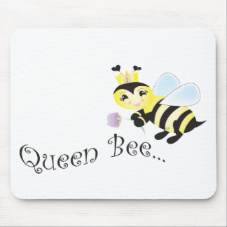 (multiple products selected )Queen Bee Mouse Pad