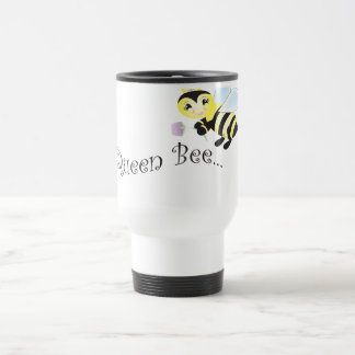 (multiple products selected )Queen Bee 15 Oz Stainless Steel Travel Mug
