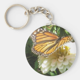 (multiple products selectedMonarch Basic Round Button Keychain
