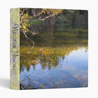 Multiple Reflections 3 Ring Binder