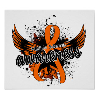Multiple Sclerosis Awareness 16 Poster
