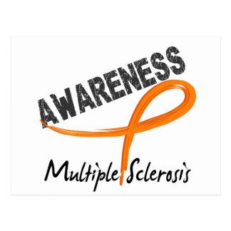 Multiple Sclerosis Awareness 3 Postcard