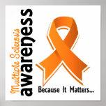 Multiple Sclerosis Awareness 5 Poster