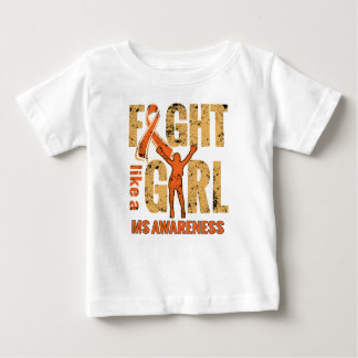 Multiple Sclerosis Awareness Baby T-Shirt