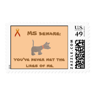 Multiple Sclerosis  Awareness postage stamps