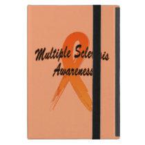 Multiple Sclerosis Awareness Ribbon of Hope Case For iPad Mini