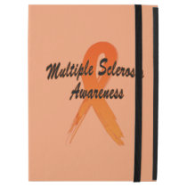 "Multiple Sclerosis Awareness Ribbon of Hope iPad Pro 12.9"" Case"