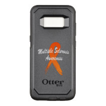Multiple Sclerosis Awareness Ribbon of Hope OtterBox Commuter Samsung Galaxy S8 Case