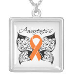 Multiple Sclerosis Awareness Tattoo Butterfly Custom Jewelry