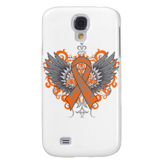 Multiple Sclerosis Awareness Wings Samsung Galaxy S4 Covers