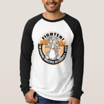 Multiple Sclerosis Boxing Cat T-Shirt