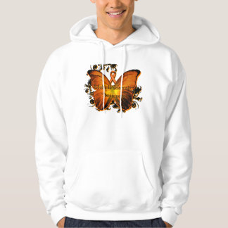 Multiple Sclerosis Butterfly Ribbon Shirt