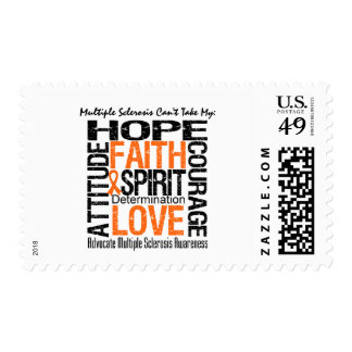 Multiple Sclerosis Can't Take My Hope Stamp