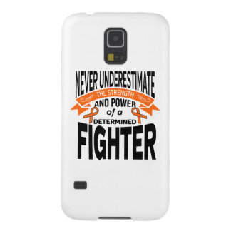 Multiple Sclerosis Determined Fighter Galaxy S5 Cover