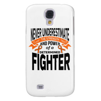 Multiple Sclerosis Determined Fighter Galaxy S4 Case