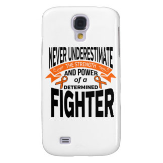 Multiple Sclerosis Determined Fighter Samsung Galaxy S4 Covers