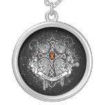 Multiple Sclerosis - Faith Family Prayer Cross Custom Necklace