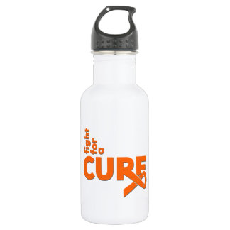Multiple Sclerosis Fight For A Cure 18oz Water Bottle