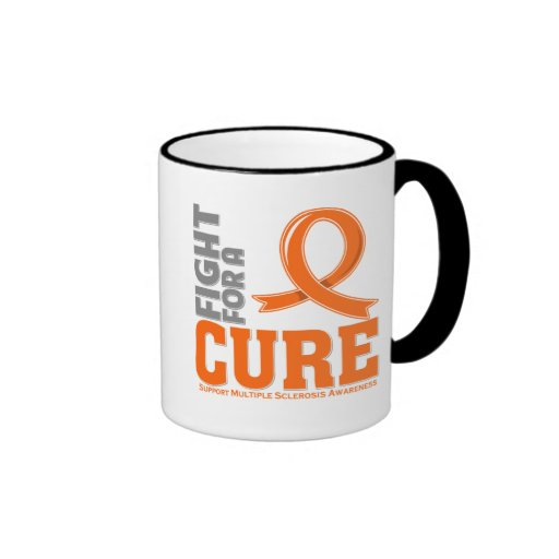Multiple Sclerosis Fight For A Cure Mugs