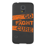 Multiple Sclerosis Go Fight Cure Case For Galaxy S5