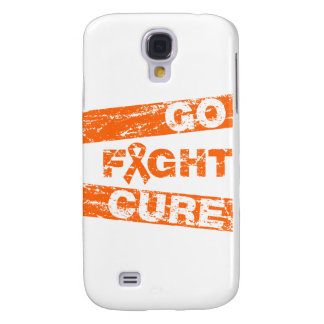 Multiple Sclerosis Go Fight Cure Galaxy S4 Cover