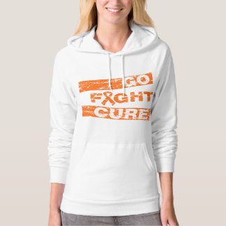 Multiple Sclerosis Go Fight Cure Hoodie