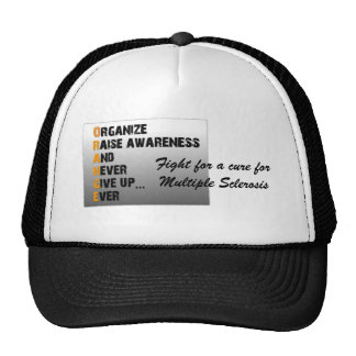 Multiple Sclerosis Hat